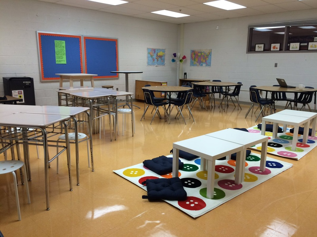 Dispatch From A Flexible Seating Classroom Bubbleup